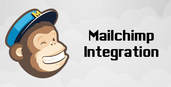 coming soon with mailchimp integration